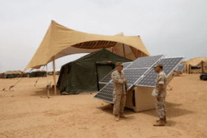 How Solar Power Can Help The US Military