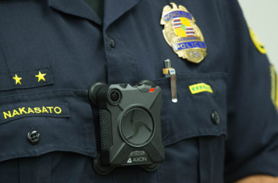 Honolulu Joins A National Debate: When Should Police Bodycam Footage Be Released?