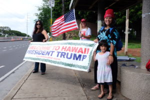 Chad Blair: Hawaii GOP Leaders Stand By Their Man Trump