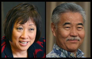 Ige Leads Hanabusa In Campaign Fundraising For Governor's Race