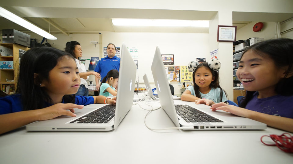 Educators Worry About Kids With No Computers As Online Classes Start