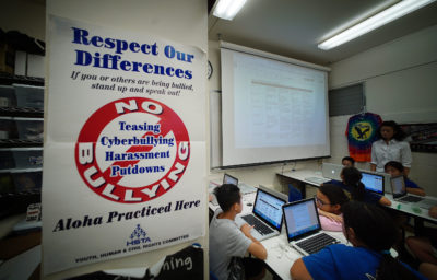 Hawaii Students Feel Safer At School, But Not Everywhere