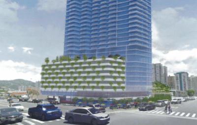 Coming Soon To Ala Moana: Another 400-Foot Tower