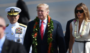 Here's What Trump Plans To Discuss With Three Pacific Nations