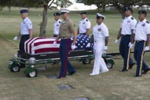 Military Identifies 100 Killed On Battleship Oklahoma In Pearl Harbor Attack