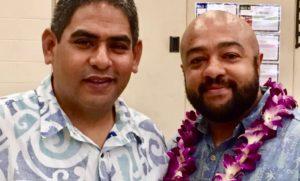 Finding Hawaii Heroes In A School Cafeteria