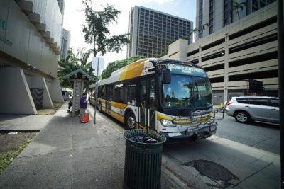 Big Island and Kauai Are Getting Brand New Buses