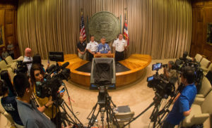 Chad Blair: Is David Ige's Political Nene Cooked?
