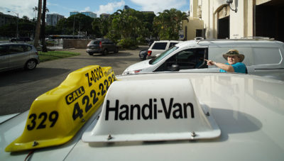 The Handi-Van, which provides about 4,000 rides per day, as among the busiest paratransit systems in the country.
