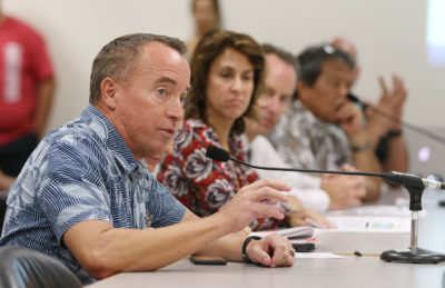 DOE Assistant Superintendent For Facilities Stepping Down