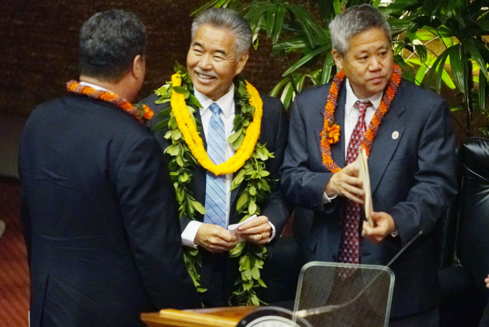 Did Hawaii Lawmakers Poison Their Relationship With Gov. Ige?