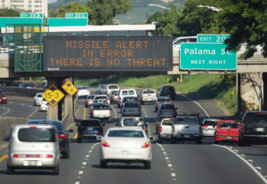Botched Hawaii Missile Alert Prompts Advice On Drills