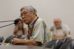 Mayor Kim: Hawaiian Leaders Want To Meet Again On Telescope