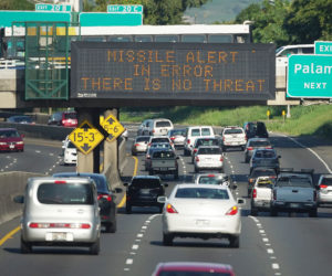 Man Who Had Heart Attack After Hawaii Missile Alert Sues
