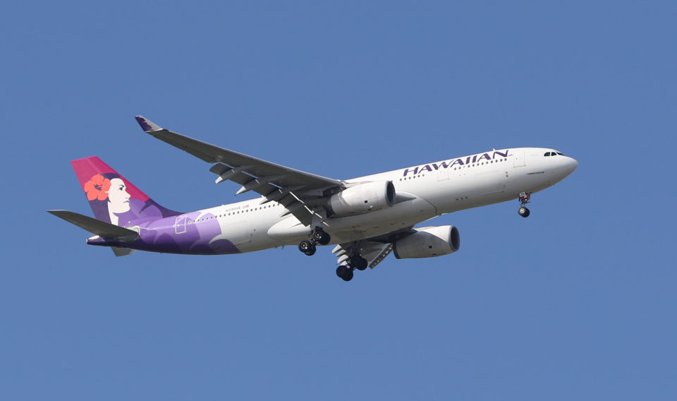 Air Travel's Carbon Footprint Takes A Big Environmental Toll In Hawaii