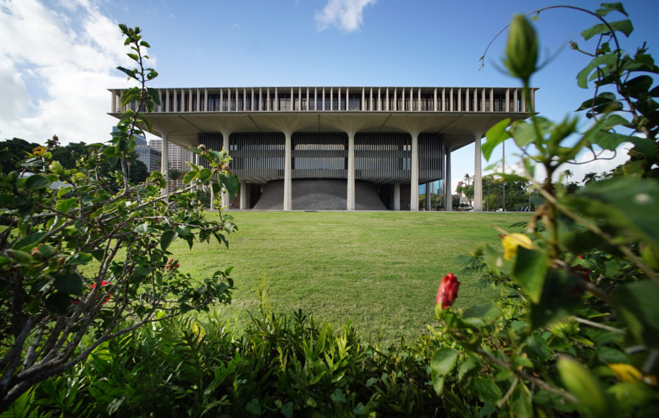 Denby Fawcett: Hawaii's Capitol Shouldn't Be Turned Into A Fortress