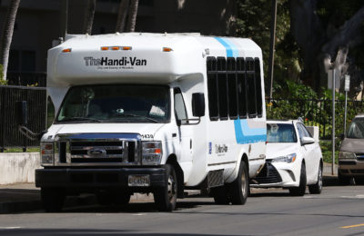 Handi-Van Riders Forced To Verify Disability In Person Despite Pandemic