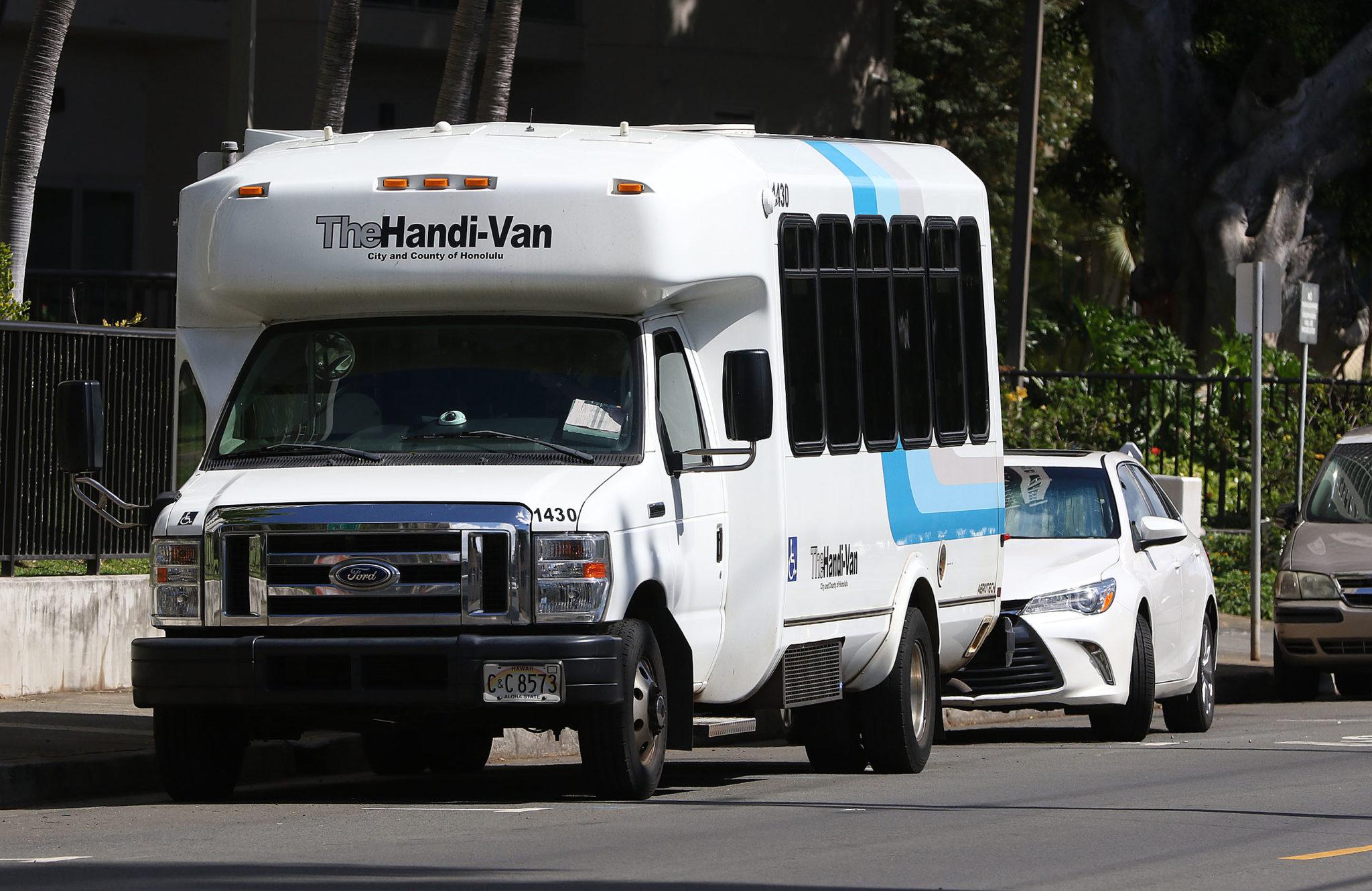 Auditor: Handi-Van Software – And Perhaps Its Operator – Need An Overhaul