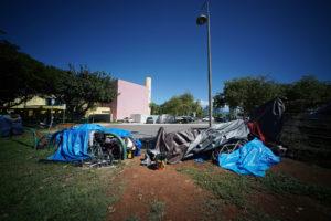 Chad Blair: A Kids Museum Struggles Amidst Homeless Squalor