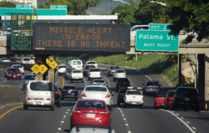 Hawaii False Missile Alert: New Problems Found In Federal Warning System