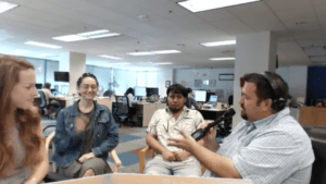 VIDEO: Office Hours, Meet Our Interns