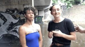 VIDEO: Office Hours, Natanya Friedheim Talks To Homeless Woman
