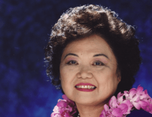 Patsy Mink's Legacy Lives On, But There's More To Be Done