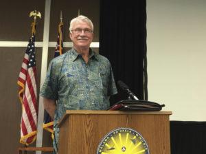 Hawaii Picks New Leader For Agency That Sent False Missile Alert