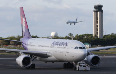US Gives Limited Approval To Hawaiian-Japan Airlines Venture