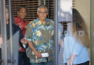 Police Commission Opts For Public Hearings In Former Chief's Case