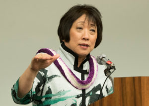 Colleen Hanabusa Is Now The Legislature's Attorney In Case Against The State