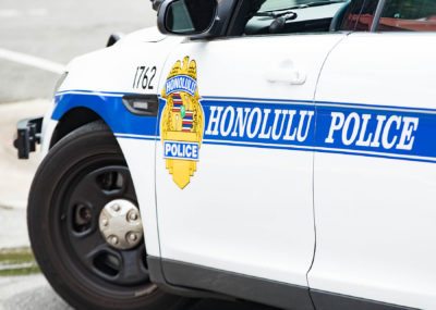 Feds Indict Two Honolulu Cops For Making Man Lick Urinal