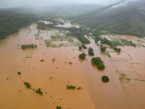 Kauai Storm: 28 Inches Of Rain Brings Landslides, Floods And Wrecked Homes