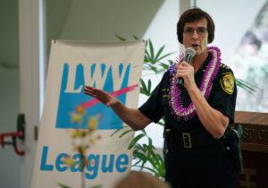 Ballard Promises Aggressive Recruitment To Fix Cop Shortage