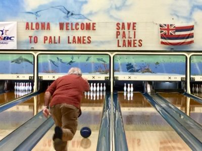 Pali Lanes Bowling Alley Declared A Historic Place