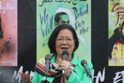 Mazie Hirono's Mother, A Prominent Role Model For Her, Has Died