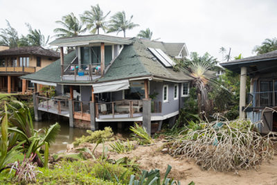Experts: Think Twice Before Rebuilding In Kauai's Flood Zone