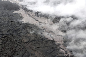 Underground Magma On The Move As Quakes Rattle Volcano