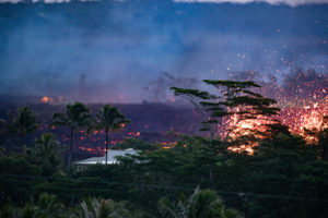 Big Island: The Volcano Is Wiping Out Property Values And County Coffers