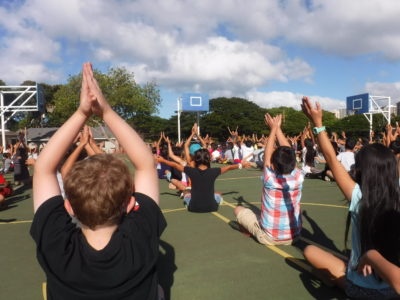 Hawaii Teacher: From Yoga To Drama, Community Partners Enrich Schools