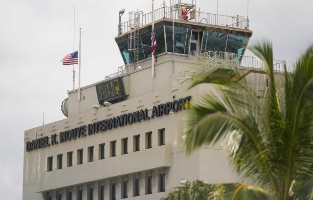 Daniel Inouye International Airport.