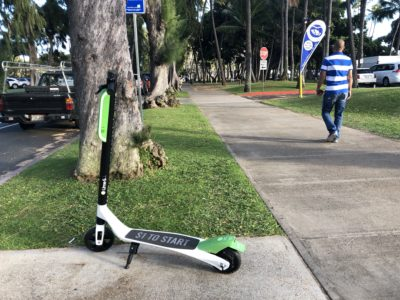 Don't Expect To See Those Green E-Scooters Again Anytime Soon