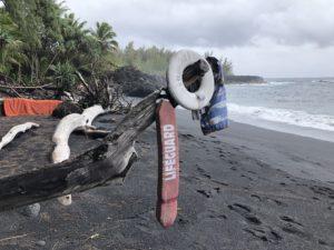 Chad Blair: Naked And Afraid In Hawaii