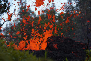 Big Island's Trifecta Of Trouble: Earthquakes, Lava Flows And Toxic Gas