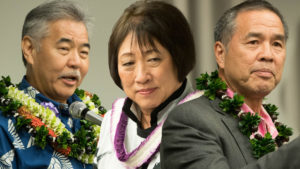 Civil Beat Poll: Hanabusa Leads Ige By 6 As Primary Draws Closer