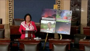 Hirono Evokes Floods And Volcanoes In Effort To Restore Net Neutrality