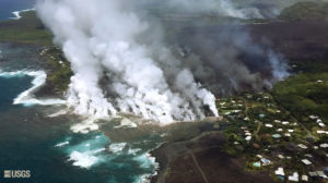Entire Neighborhood Vanishes As Lava Gushes In