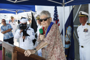 Pearl Harbor Survivor Who Worked To Identify Remains Leaves Hawaii