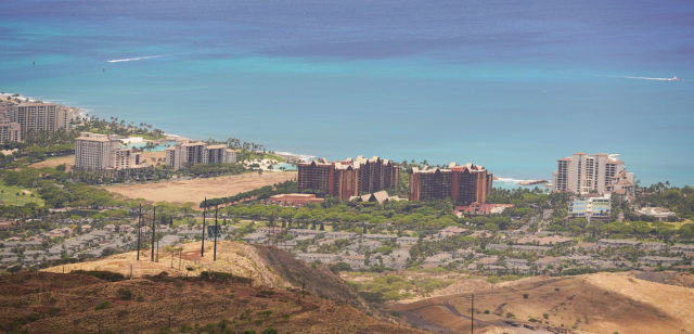 Aulani Ihilani Koolina Developments West Oahu Hotels HVB