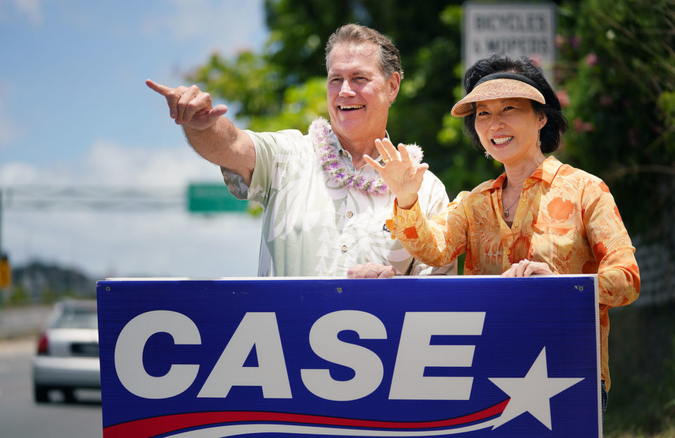 US Rep. Ed Case Raked In Campaign Cash While Threatening Biden's Agenda